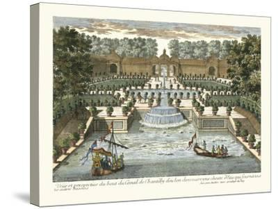 View of France II-Adam Perelle-Stretched Canvas Print