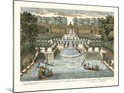 View of France II-Adam Perelle-Mounted Art Print