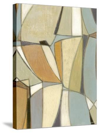 Structure II-Norman Wyatt Jr^-Stretched Canvas Print