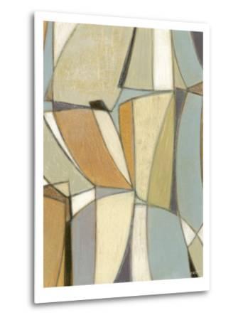 Structure II-Norman Wyatt Jr^-Metal Print