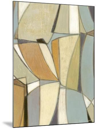 Structure II-Norman Wyatt Jr^-Mounted Art Print