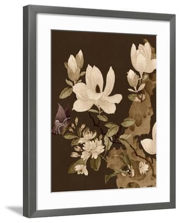 Asian Brocade II-Vision Studio-Framed Art Print