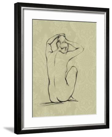 Sophisticated Nude I-Ethan Harper-Framed Premium Giclee Print