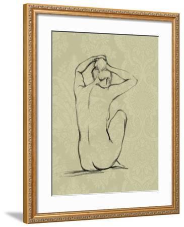 Sophisticated Nude I-Ethan Harper-Framed Art Print