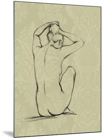 Sophisticated Nude I-Ethan Harper-Mounted Art Print