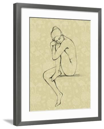 Sophisticated Nude IV-Ethan Harper-Framed Art Print