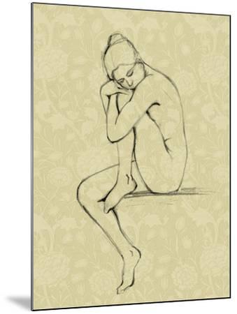 Sophisticated Nude IV-Ethan Harper-Mounted Art Print