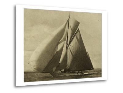 Racing Yachts III-Vision Studio-Metal Print