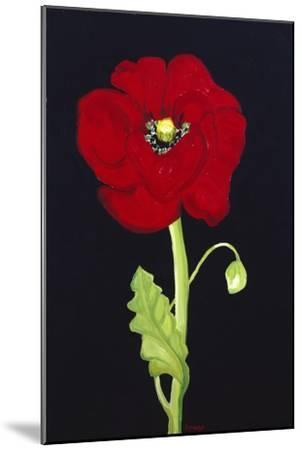 Red Poppy-Soraya Chemaly-Mounted Premium Giclee Print