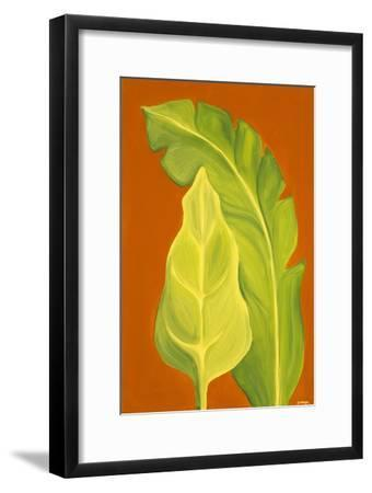 Life in the Tropics II-Soraya Chemaly-Framed Premium Giclee Print