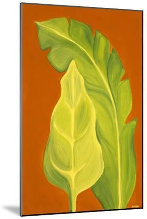 Life in the Tropics II-Soraya Chemaly-Mounted Premium Giclee Print