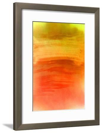 NIRVANA?The Eastern Sky Burns-Masaho Miyashima-Framed Giclee Print