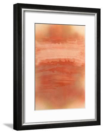 NIRVANA?The World Where Brown Mirage is Tossed-Masaho Miyashima-Framed Giclee Print