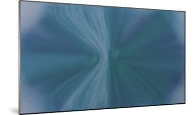 NIRVANA?Everything Becomes a Blue Crystal-Masaho Miyashima-Mounted Giclee Print