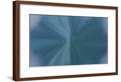 NIRVANA?Everything Becomes a Blue Crystal-Masaho Miyashima-Framed Giclee Print