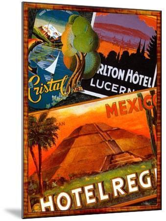 Mexico-Kate Ward Thacker-Mounted Giclee Print