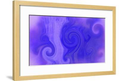 NIRVANA?Violets' Stadiums-Masaho Miyashima-Framed Giclee Print