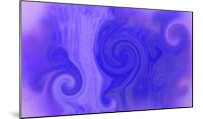 NIRVANA?Violets' Stadiums-Masaho Miyashima-Mounted Giclee Print