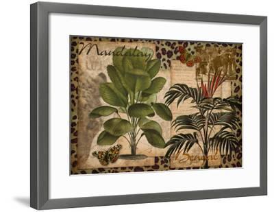Exotic Safari-Kate Ward Thacker-Framed Giclee Print