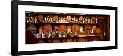 Tavern Wall, Amsterdam, Netherlands--Framed Photographic Print