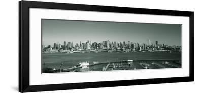 Manhattan, New York City, NY, USA-Walter Bibikow-Framed Premium Photographic Print