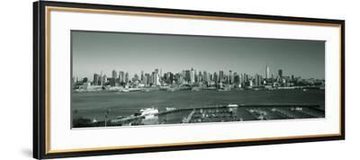 Manhattan, New York City, NY, USA-Walter Bibikow-Framed Photographic Print