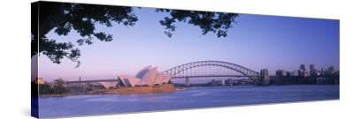 Sydney, New South Wales, Australia-Peter Adams-Stretched Canvas Print