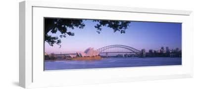 Sydney, New South Wales, Australia-Peter Adams-Framed Photographic Print