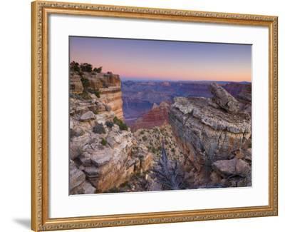 Arizona, Grand Canyon, from Lipan Point, USA-Alan Copson-Framed Photographic Print