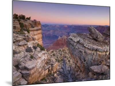 Arizona, Grand Canyon, from Lipan Point, USA-Alan Copson-Mounted Photographic Print