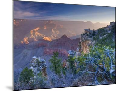 Arizona, Grand Canyon, from Mather Point, USA-Alan Copson-Mounted Photographic Print