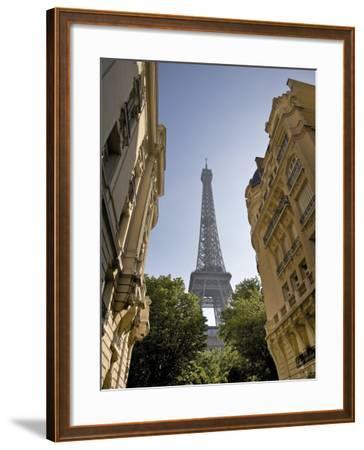 Eiffel Tower, Paris, France-Neil Farrin-Framed Photographic Print