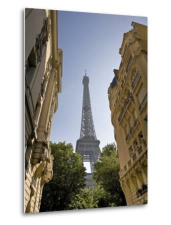 Eiffel Tower, Paris, France-Neil Farrin-Metal Print