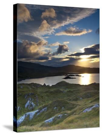Abbey Island, Derrynane, Iveragh Peninsula, Ring of Kerry, Co, Kerry, Ireland-Doug Pearson-Stretched Canvas Print