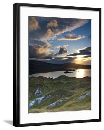 Abbey Island, Derrynane, Iveragh Peninsula, Ring of Kerry, Co, Kerry, Ireland-Doug Pearson-Framed Photographic Print
