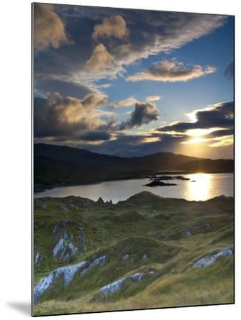 Abbey Island, Derrynane, Iveragh Peninsula, Ring of Kerry, Co, Kerry, Ireland-Doug Pearson-Mounted Photographic Print