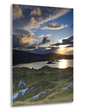 Abbey Island, Derrynane, Iveragh Peninsula, Ring of Kerry, Co, Kerry, Ireland-Doug Pearson-Metal Print