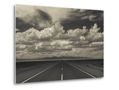 Jujuy Province, Salinas Grande Salt Pan, Rn 52 Highway, Argentina-Walter Bibikow-Metal Print
