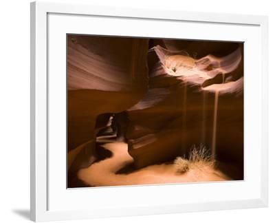 Arizona, Page, Antelope Canyon a Slot Canyon, USA-Alan Copson-Framed Photographic Print