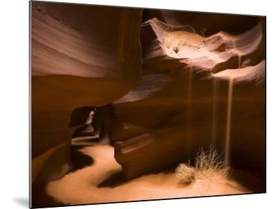 Arizona, Page, Antelope Canyon a Slot Canyon, USA-Alan Copson-Mounted Photographic Print