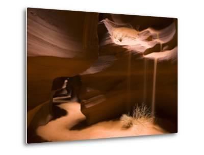Arizona, Page, Antelope Canyon a Slot Canyon, USA-Alan Copson-Metal Print