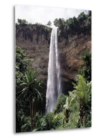 Situated in the Fertile Foothills of Mount Elgon, Sipi Falls Is Small But Beautiful-Nigel Pavitt-Metal Print
