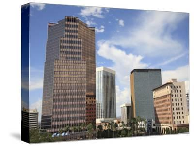 Downtown, Tucson, Arizona, United States of America, North America-Wendy Connett-Stretched Canvas Print