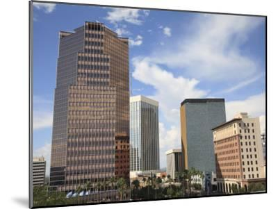 Downtown, Tucson, Arizona, United States of America, North America-Wendy Connett-Mounted Photographic Print