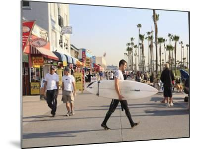 Venice Beach, Los Angeles, California, United States of America, North America-Wendy Connett-Mounted Photographic Print