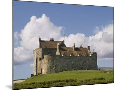 Duart Castle, Mull, Inner Hebrides, Scotland, United Kingdom, Europe-Rolf Richardson-Mounted Photographic Print