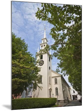 Trinity Church Dating from 1726-Robert Francis-Mounted Photographic Print