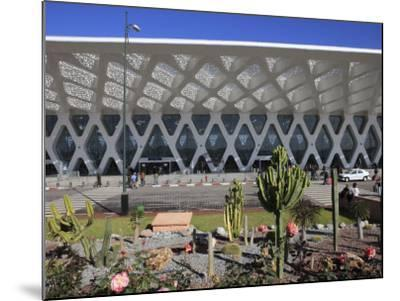 Airport, Marrakech, Morocco, North Africa, Africa-Vincenzo Lombardo-Mounted Photographic Print