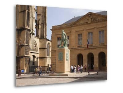 Bronze Statue of Abraham De Fabert D'Esternay-Pearl Bucknall-Metal Print