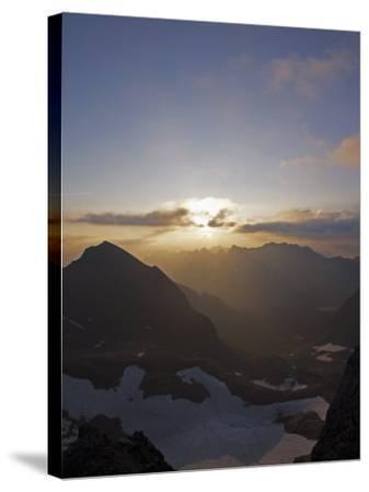 Val Formazza, Italian Alps, Piedmont, Italy, Europe-Angelo Cavalli-Stretched Canvas Print